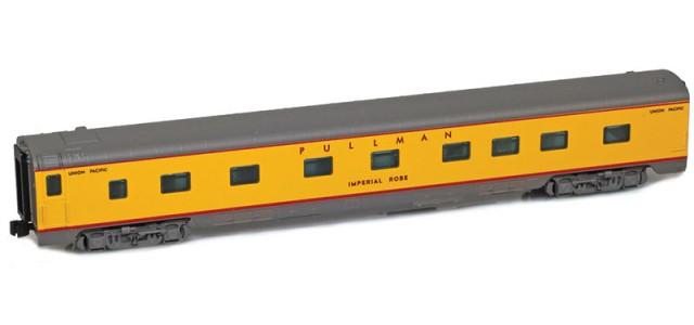 AZL 73008-2 UP Sleeper 4-4-2 PULLMAN IMPERIAL ROBE Lightweight Passenger Car