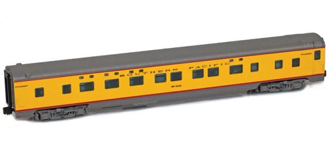 AZL 73008-5 SOUTHERN PACIFIC Sleeper 4-4-2 SP #9112 Lightweight Passenger Car