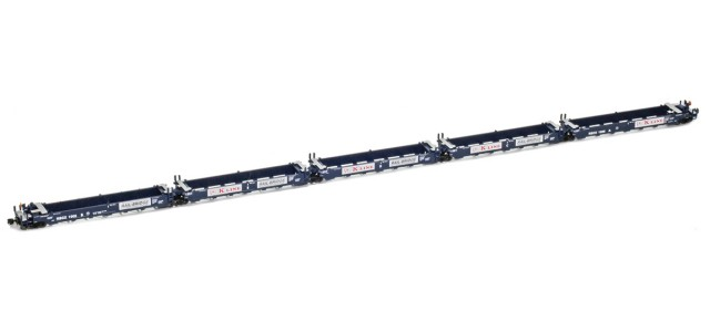 AZL 906506-2B K-Line Rail-Bridge RBCX MAXI-I Set 1012 | Blue