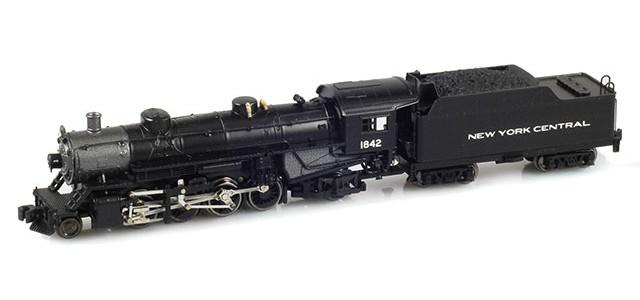 AZL 50000-2 NYC Mikado (L) #1845