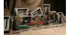 Raildig DIO-10 Diorama | Limited, One Available