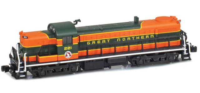 AZL 63300-1 Great Northern RS-3 #221