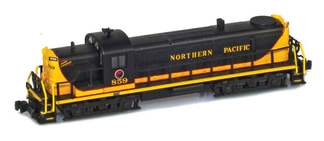 AZL 63301-3 Northern Pacific RS-3 #862
