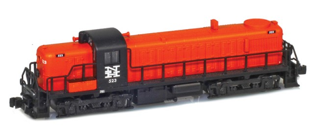 AZL 63303-3 New Haven RS-3 #530