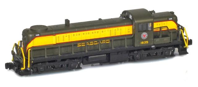 AZL 63310-3 Seaboard (SAL) RS-3 #1650
