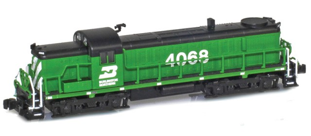 AZL 63311-3 Burlington Northern RS-3 #4078