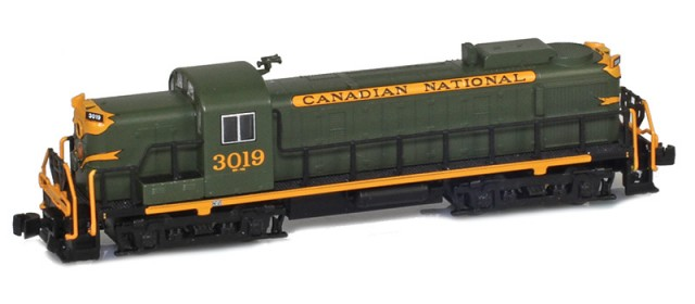AZL 63316-3 Canadian National RS-3 #3000
