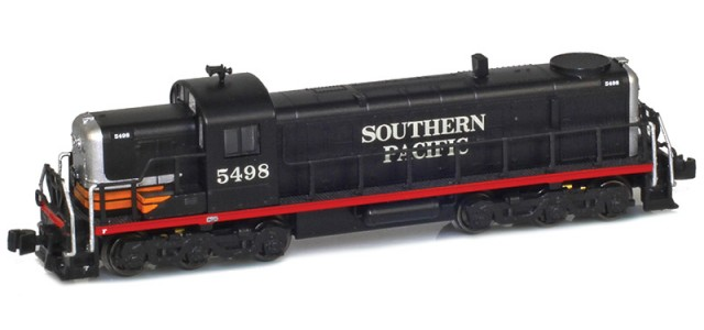 AZL 63312-1 Southern Pacific RSD-5 #5498