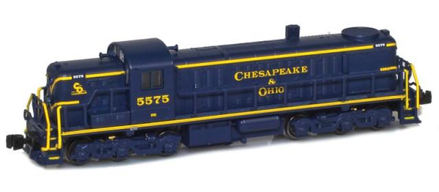 AZL 63315-2 Chesapeake & Ohio RSD-5 #5580
