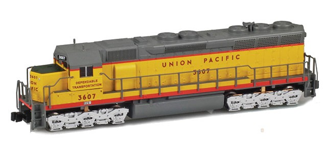AZL 63203-1 SD45 Union Pacific #3607