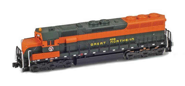 AZL 63205-2 SD45 Great Northern #408