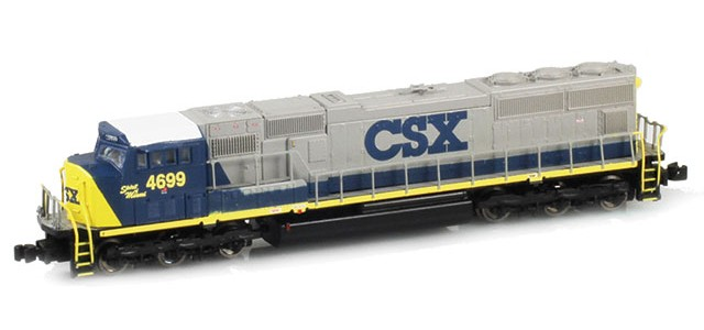 AZL 61010-4 SD70M CSX Spirit of Miami #4699