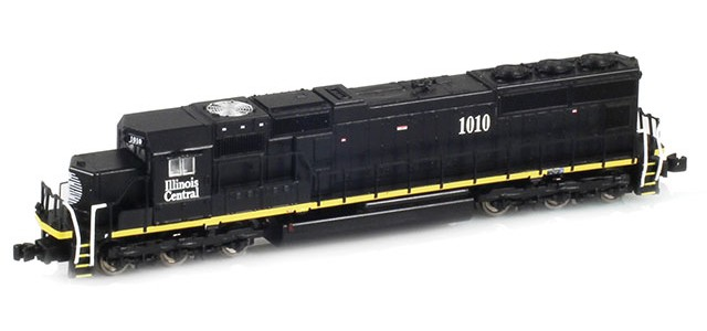 AZL 61009-1 SD70 Illinois Central #1010