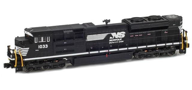 AZL 63101-1 SD70ACe Safety Cab NS #1033