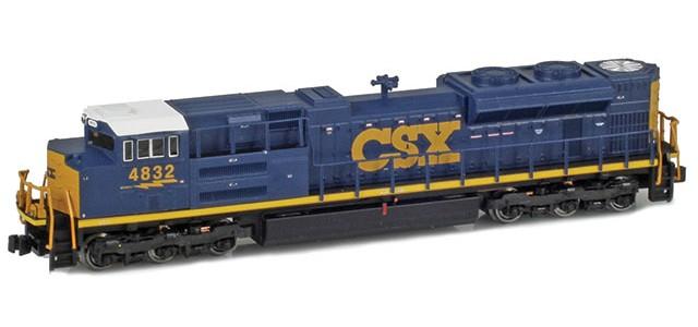 AZL 63103-1 SD70ACe CSX #4832