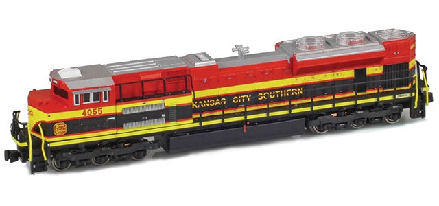 AZL 63104-1 SD70ACe KCS Original Cab #4032