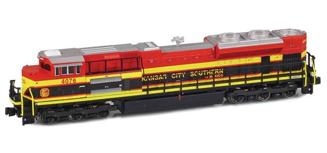 AZL 63106-1 SD70ACe KCS de Mexico #4076