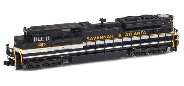 AZL 63110-7 SD70ACe NS Heritage | Savannah & Atlanta #1065