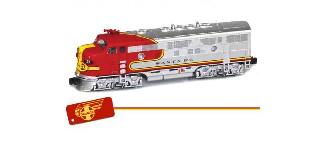 AZL 63001-3 ATSF Super Chief F7A #41