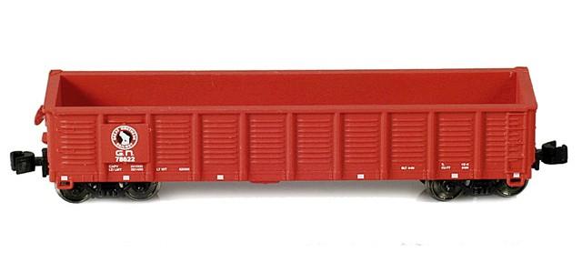 AZL 90247-1 Waffle Gondola MP | 4-Car Set | Set 1