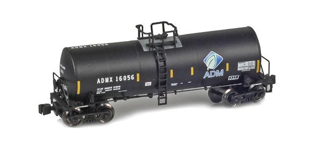 AZL 913800-2 ADMX, ADM (w/ Leaf Logo) 17,600 Gallon Tank Car #16724