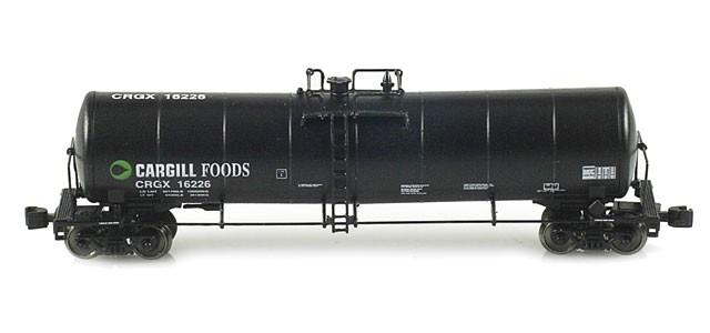 AZL 90504-2 CGRX Funnel Flow Tank Car Set