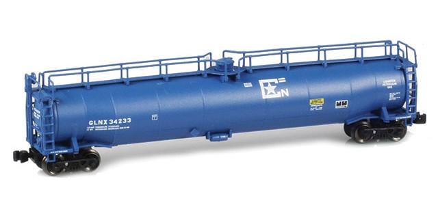 AZL 91333-1 GLNX LPG Tank Car Single #34233