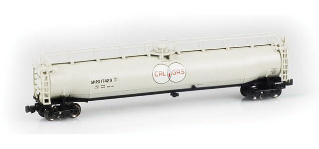 AZL 91341-1 CAL GAS SHPX LPG Tank Car Single #17429