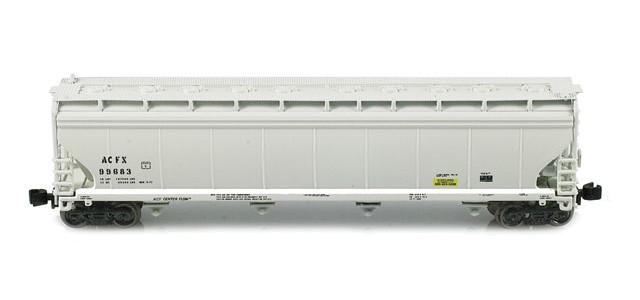 AZL 91705-1 ACF 4-Bay Hopper ACFX #99683