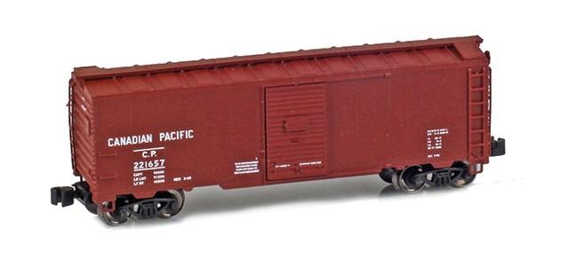 AZL 904304-1 CP 40' AAR Boxcar #221657