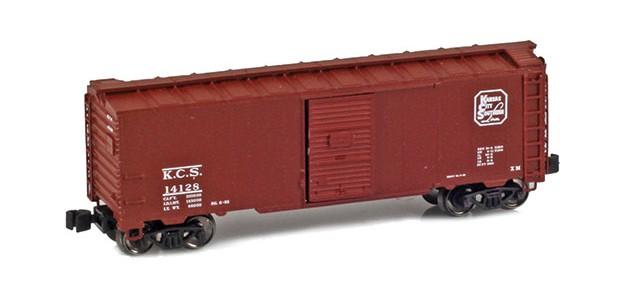 AZL 904306-1 KCS 40' AAR Boxcar #14128