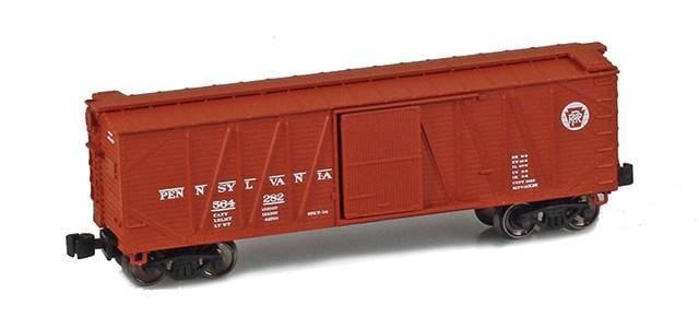 AZL 903105-1 40' Pennsylvania Outside Braced Boxcar #564282