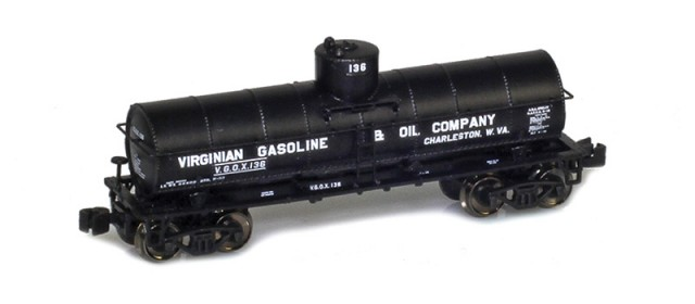 AZL 915001-1 Virginian 8,000 Gallon Tank Car VGOX #136