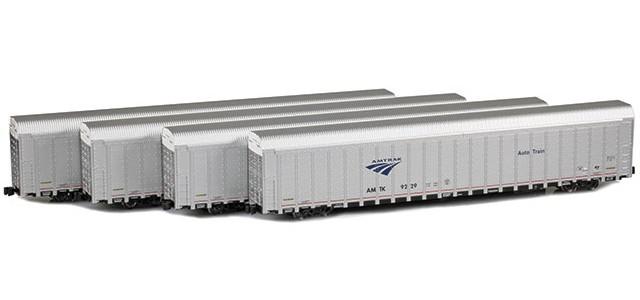 AZL 904100-1 Amtrak® Auto Train Autorack | AutoTrain | Set 1