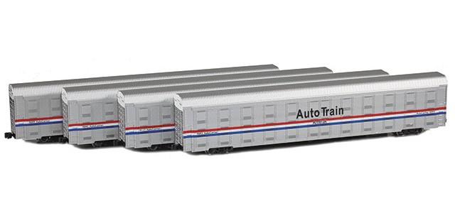 AZL 904101-1 Amtrak® Auto Train Autorack | Phase III | Set 1