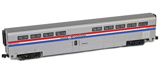 AZL 72003-1 Amtrak Superliner I Diner Phase III  #38007