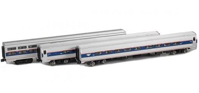 AZL 72075-1 Amtrak AmFleet II | 3-Car Set