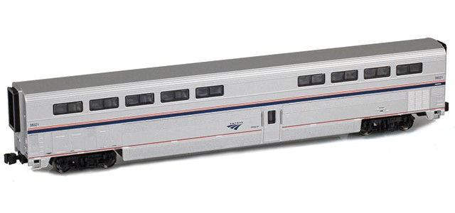 AZL 72007-1 Superliner | Diner Amtrak Phase IVb #38021