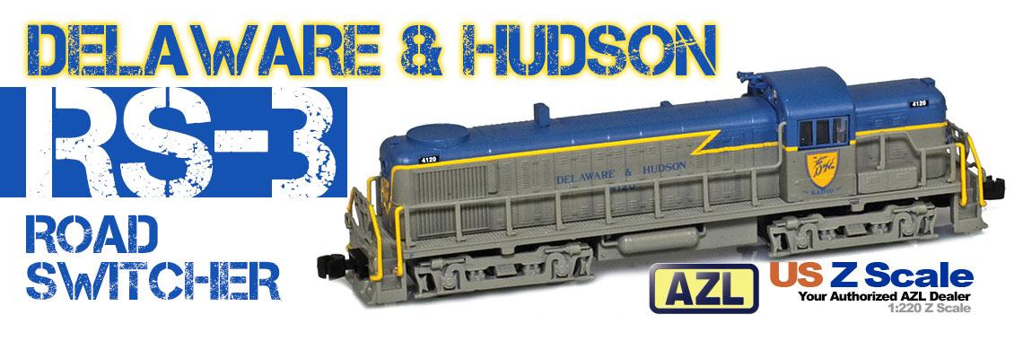 Delaware And Husdon