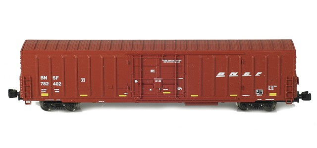 AZL 90263-1 BNSF PC&F Beer Reefer | 4-Car Set