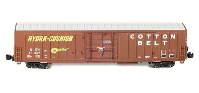 AZL 902611-1 SSW Cotton Belt PC&F Beer Reefer | 4-Car Set