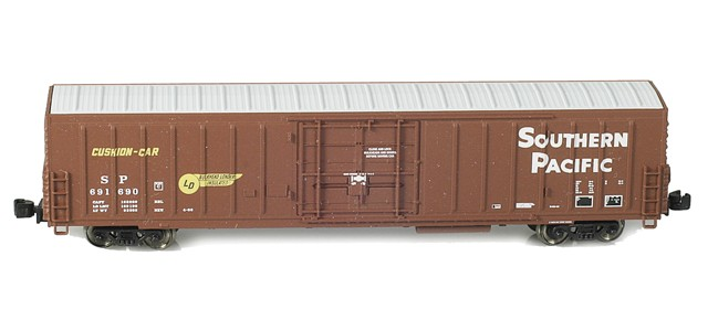 AZL 90260-1 SP PC&F Beer Reefer | 4-Car Set