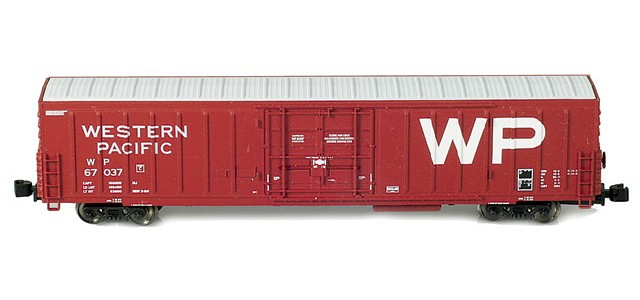 AZL 90268-1 WP PC&F Beer Reefer | 4-Car Set