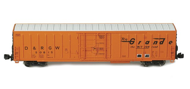AZL 90264-1 D&RGW PC&F Beer Reefer | 4-Car Set