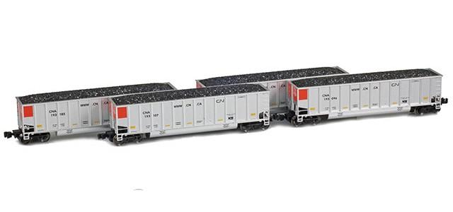 AZL 90110-1 Bethgon Coal Porter CNA | Set 1