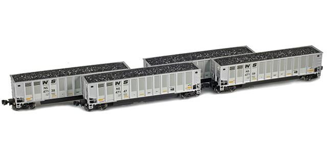 AZL 90114-1 BethGon Coalporter NS | Set 1