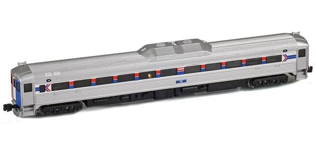 AZL 62213-1 Amtrak Budd RDC #12