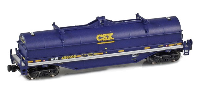 AZL 903400-3 ATW (former CSX cars) NSC Coil Car #496596