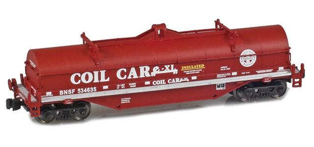 AZL 903411-1 BNSF NSC Coil Car #534635