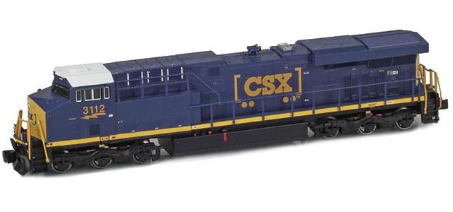 AZL 62403-1 CSX ES44AC #3112